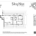 Sky Nui Plan penthouse bat4 t4 461